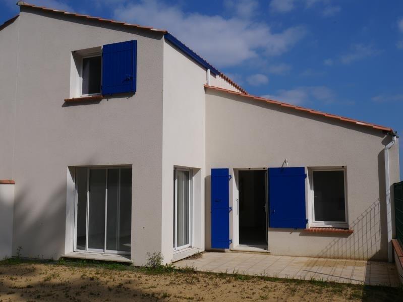 Vente maison / villa Longeville sur mer 249000€ - Photo 1