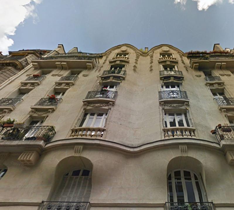 Paris 17 - courcelles - appartement 7 pièces