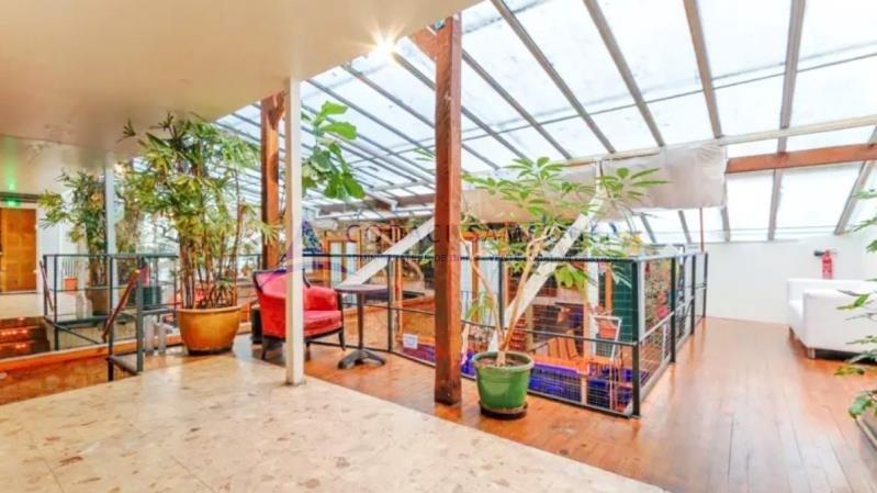 Deluxe sale loft/workshop/open plan Paris 11ème 2470000€ - Picture 2