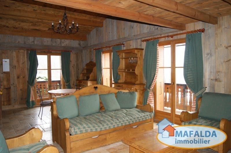 Location maison / villa Mont saxonnex 1350€ CC - Photo 1