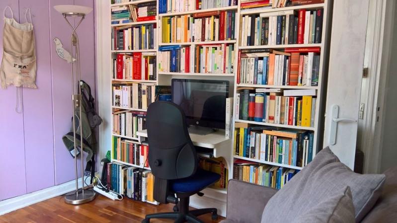Vente appartement Paris 18ème 355000€ - Photo 8