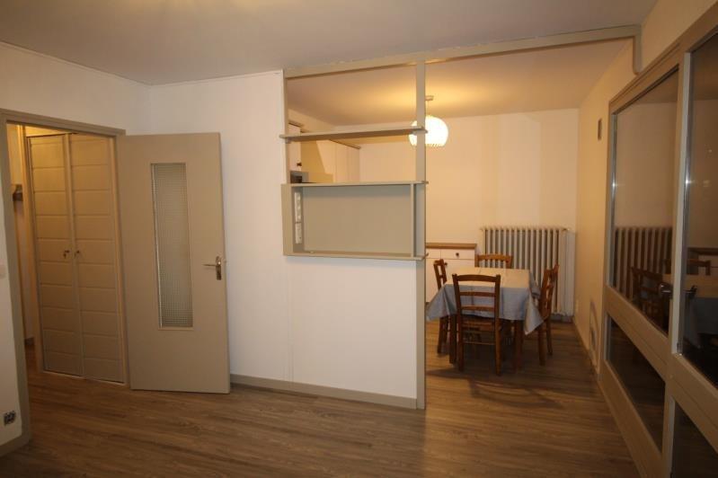 Rental apartment Saint gervais les bains 496€ CC - Picture 2