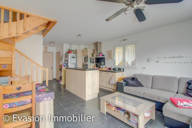 Sale apartment Magland 197 000€ - Picture 2