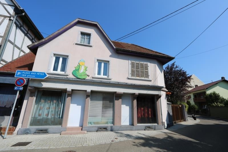 Sale building Strasbourg 528000€ - Picture 3