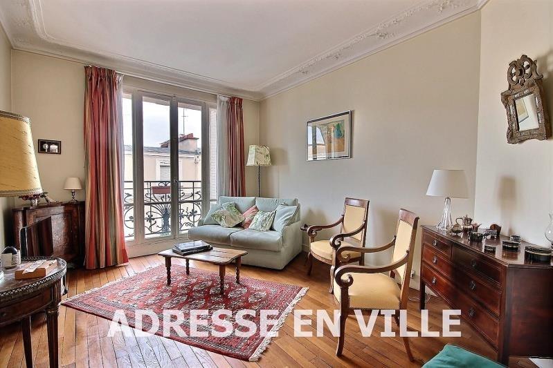 Revenda apartamento Levallois perret 530000€ - Fotografia 3