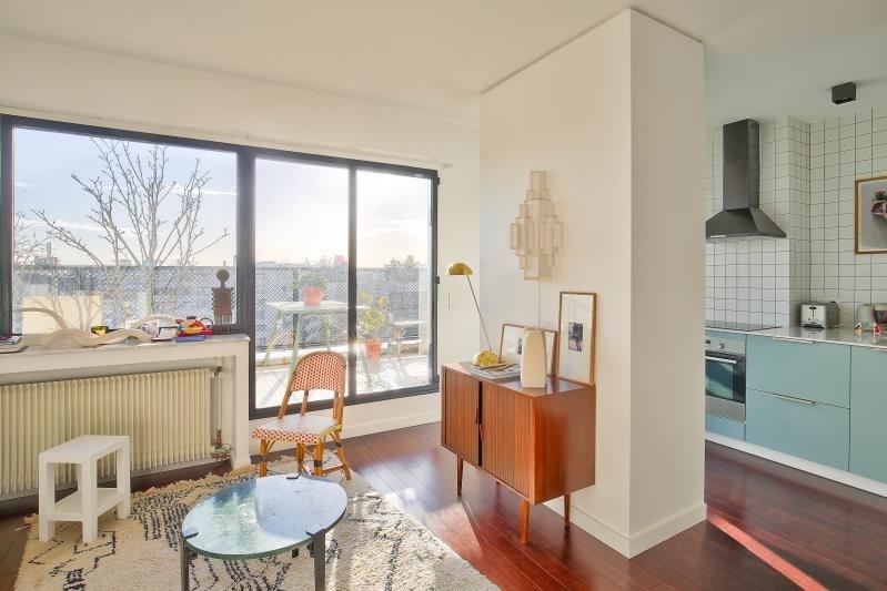 Rental apartment Paris 16ème 2750€ CC - Picture 6