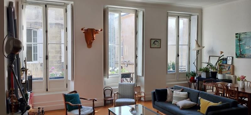 Deluxe sale apartment Bordeaux 725 000€ - Picture 2