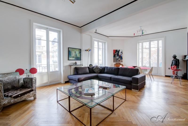 Deluxe sale apartment Lyon 6ème 799000€ - Picture 5