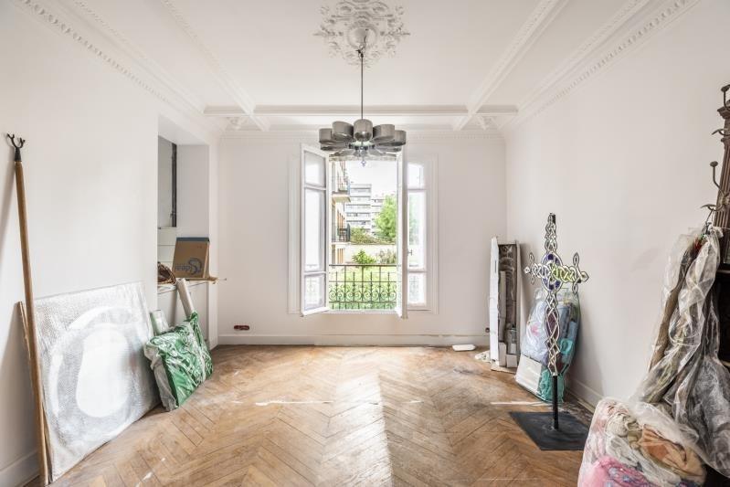 Vente appartement Paris 18ème 530000€ - Photo 1