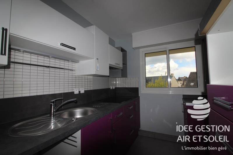 Rental apartment Larmor plage 595€ CC - Picture 2