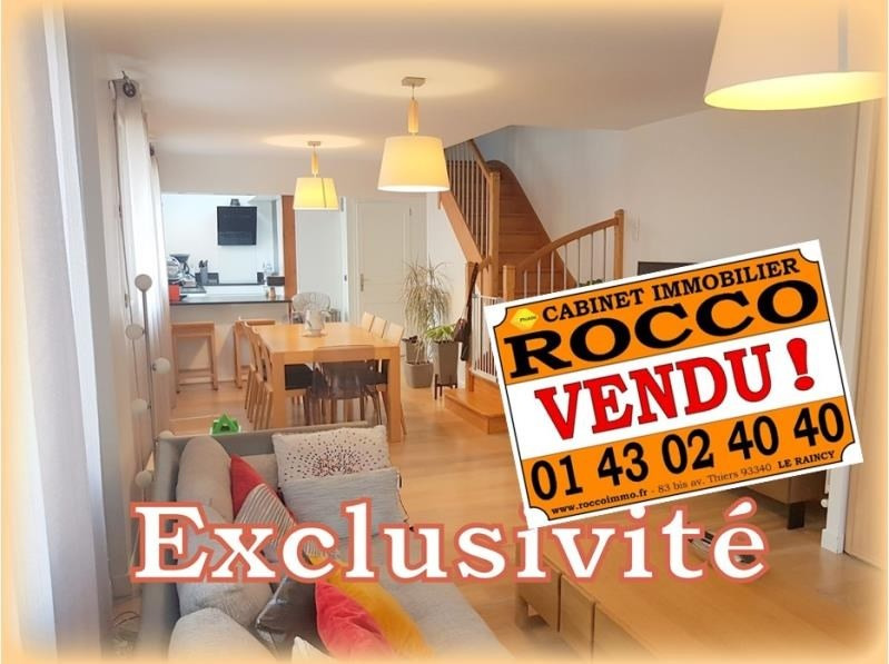Vente maison / villa Le raincy 314 000€ - Photo 1