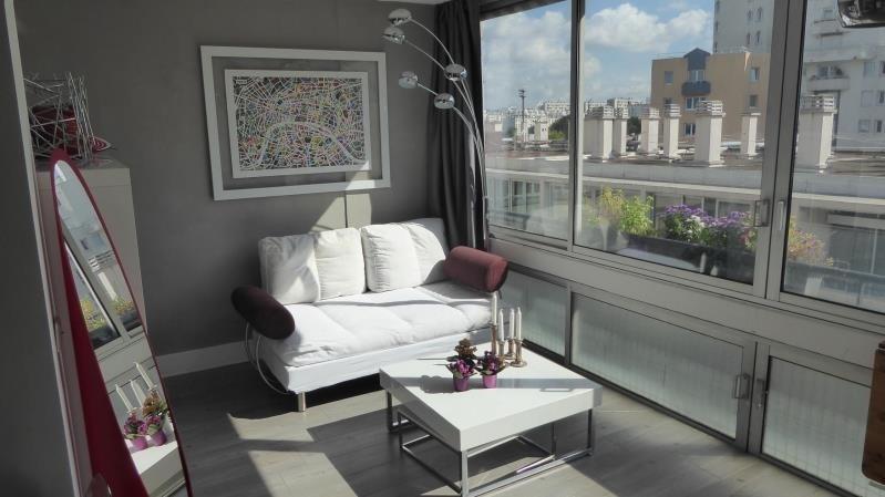 Sale apartment Paris 15ème 269500€ - Picture 3