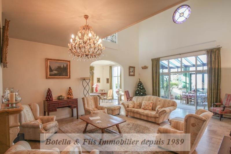 Vente de prestige maison / villa Uzes 1290000€ - Photo 5