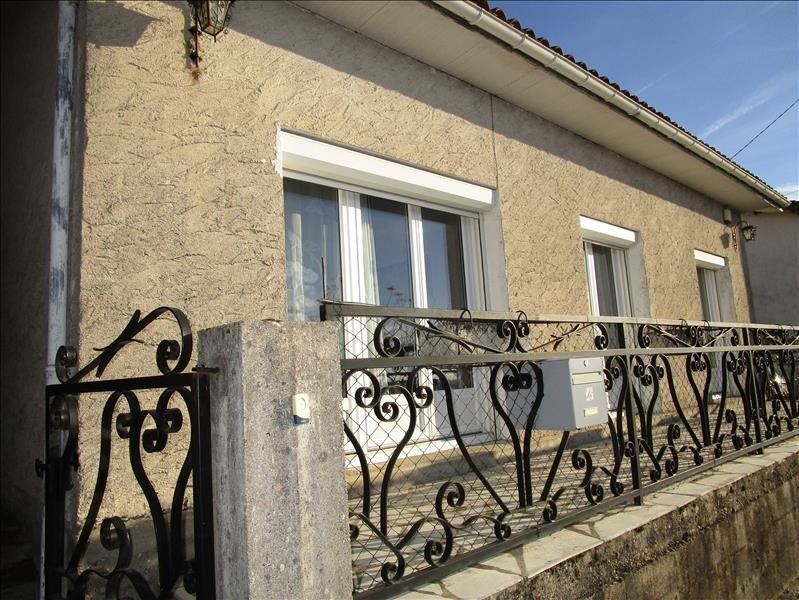 Vente maison / villa Villefranche de lonchat 85000€ - Photo 1