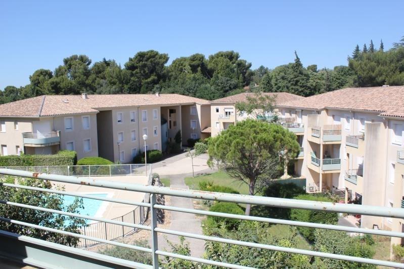 Vente appartement Villeneuve les avignon 125000€ - Photo 1