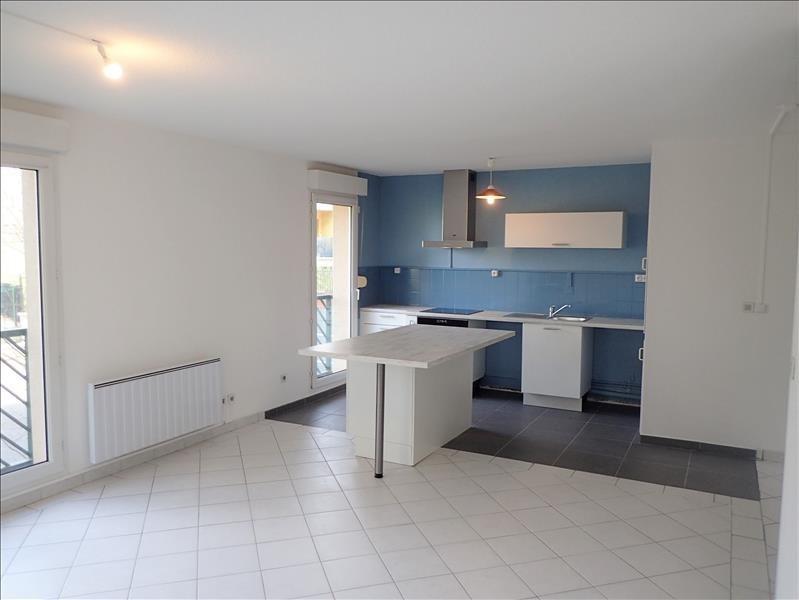 Rental apartment Toulouse 691€ CC - Picture 1