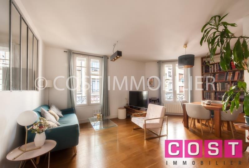 Venta  apartamento Asnieres sur seine 470000€ - Fotografía 4