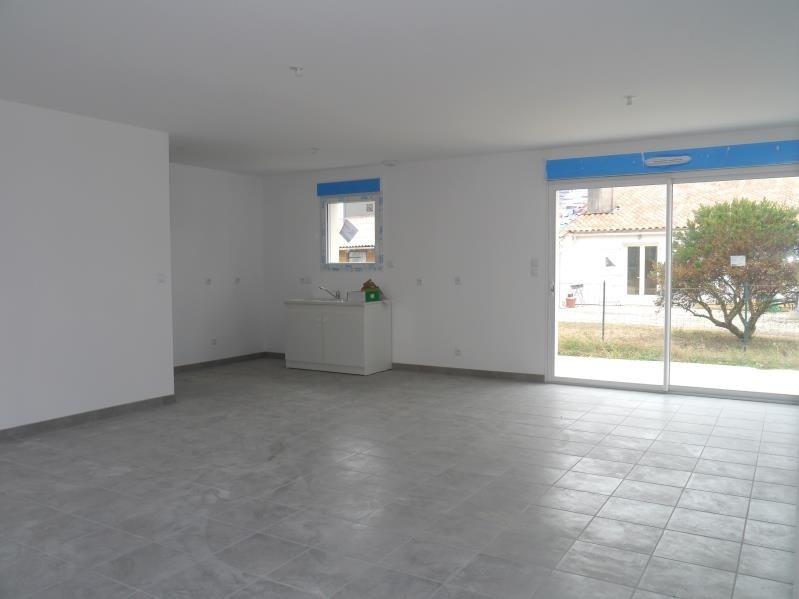 Vente maison / villa Gemozac 174000€ - Photo 3