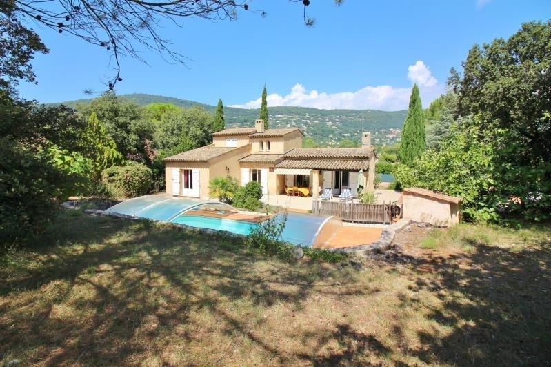 Vente maison / villa Le tignet 450000€ - Photo 3