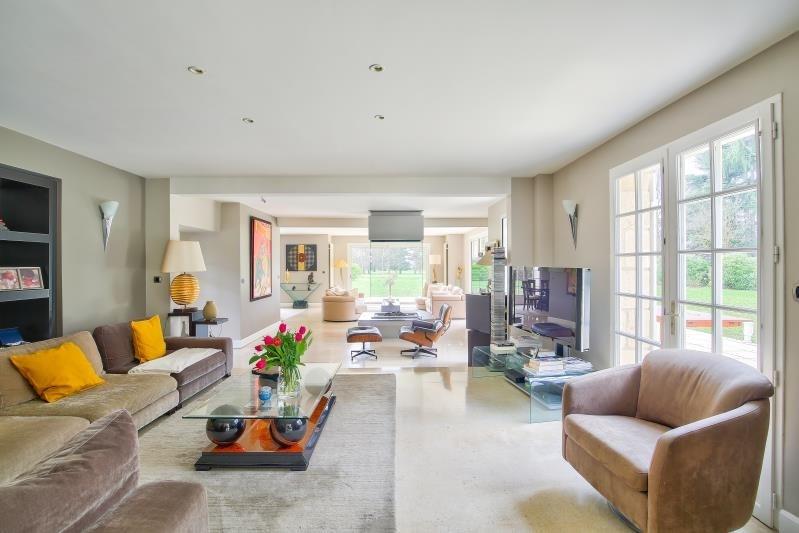 Deluxe sale house / villa St nom la breteche 1490000€ - Picture 1