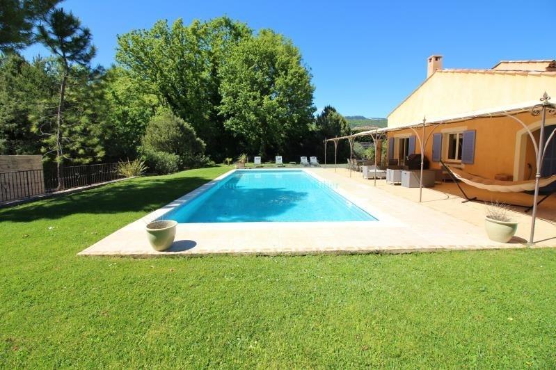 Vente de prestige maison / villa Saint cezaire sur siagne 750000€ - Photo 4