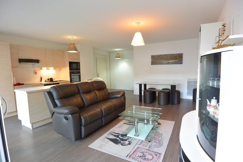 Vente appartement Bordeaux 254400€ - Photo 1