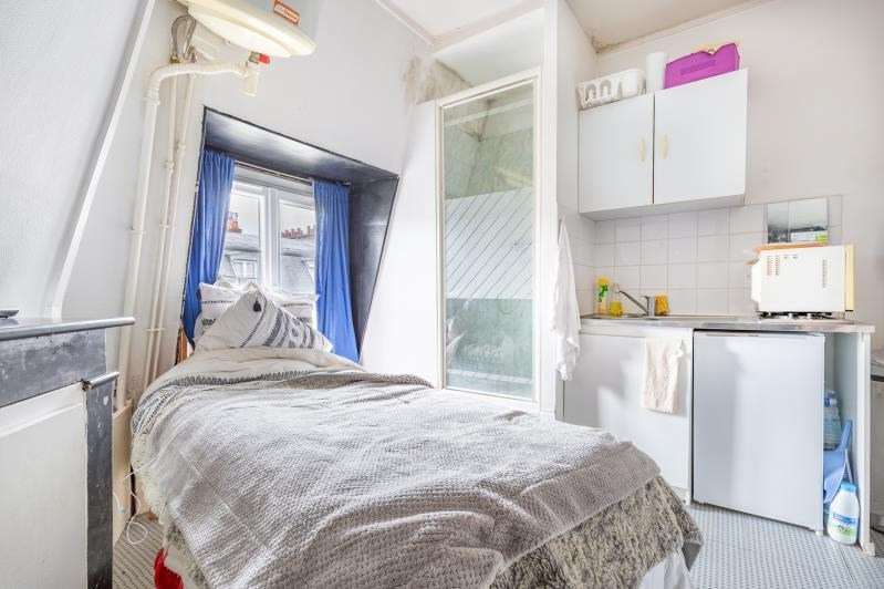 Sale apartment Paris 17ème 129000€ - Picture 6