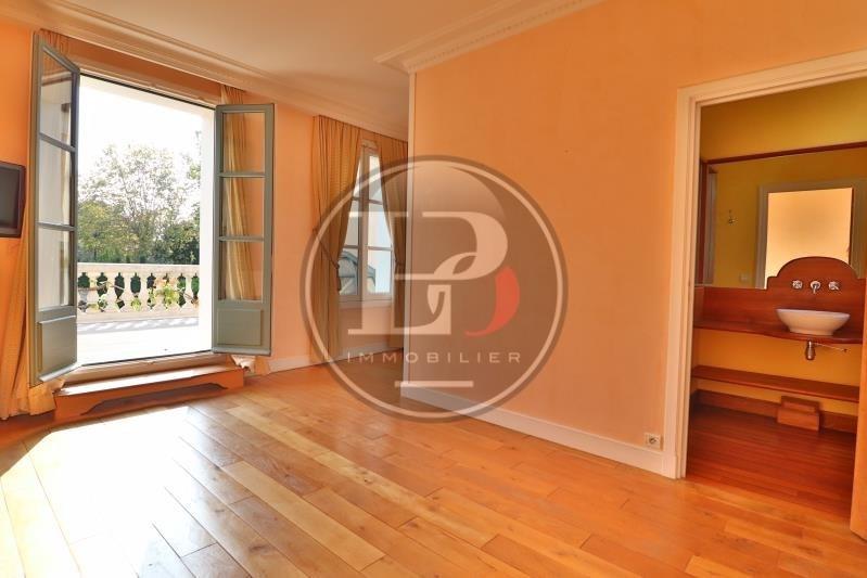 Revenda residencial de prestígio casa Le vesinet 3190000€ - Fotografia 9