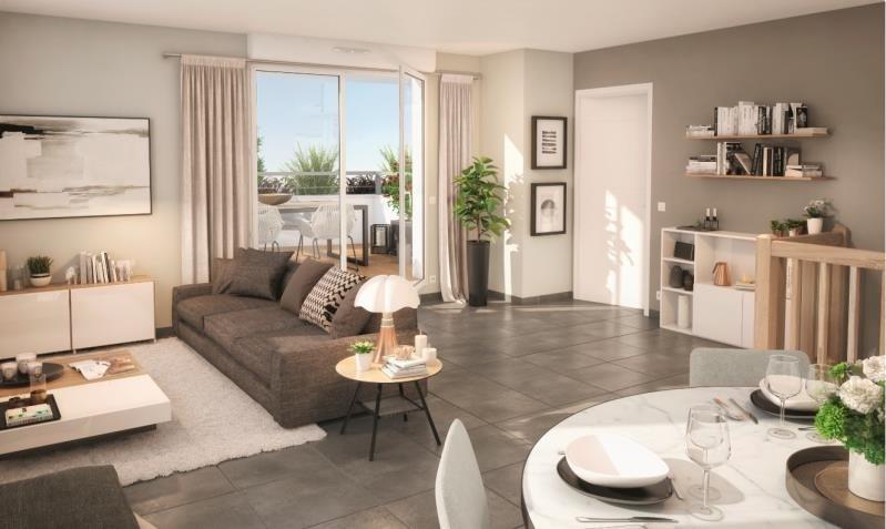 Vente appartement Toulouse 299900€ - Photo 2