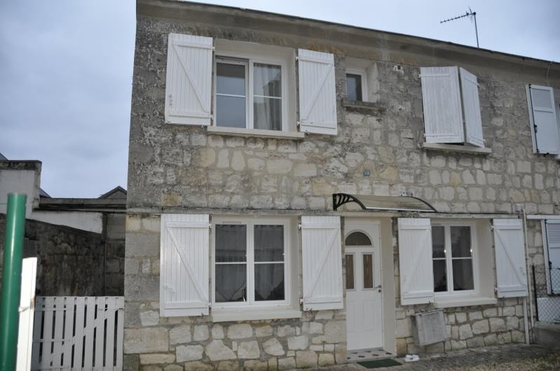 Vente maison / villa Soissons 106 000€ - Photo 1