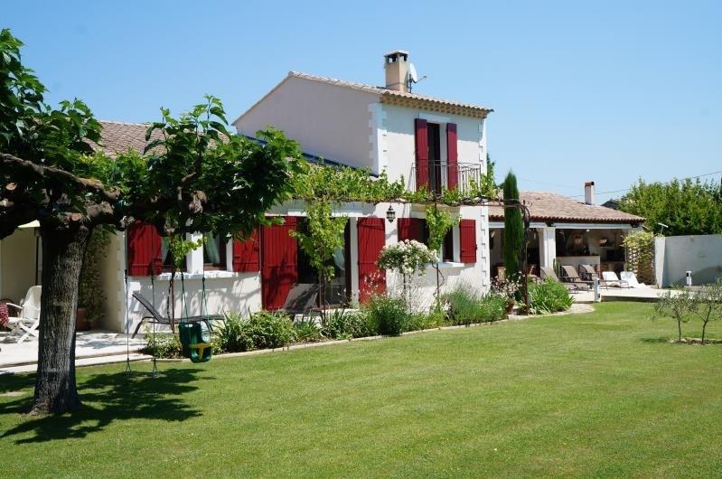 Verkauf von luxusobjekt haus St remy de provence 1155000€ - Fotografie 5