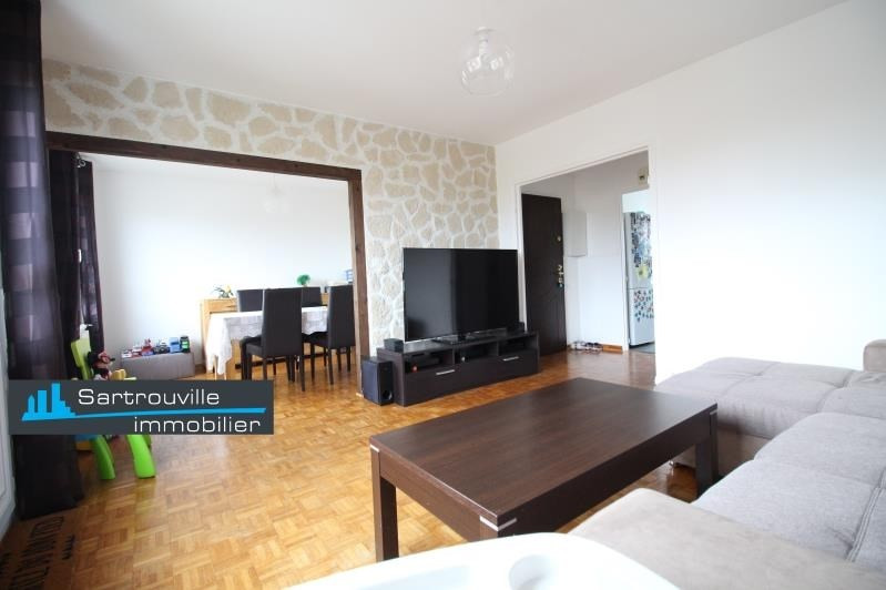 Vente appartement Sartrouville 239 000€ - Photo 1