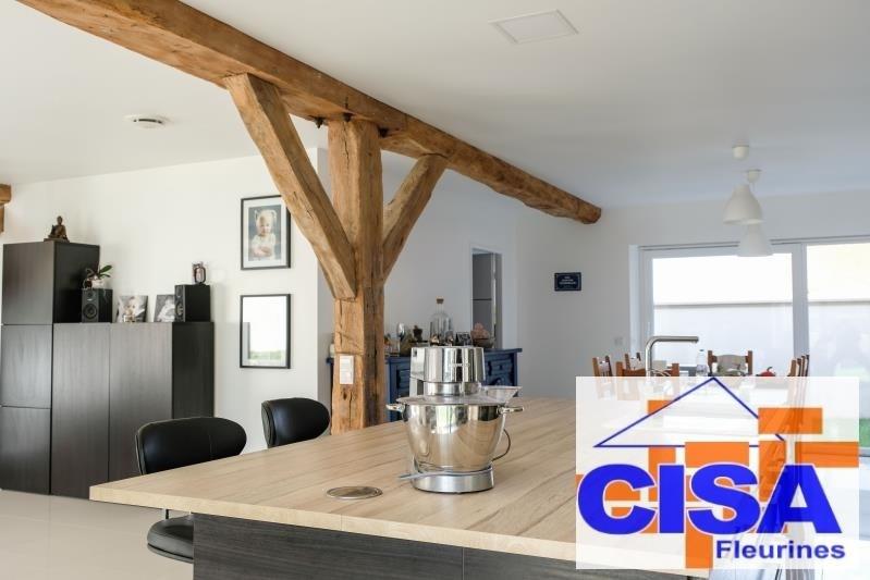 Sale house / villa Estrees st denis 315000€ - Picture 4