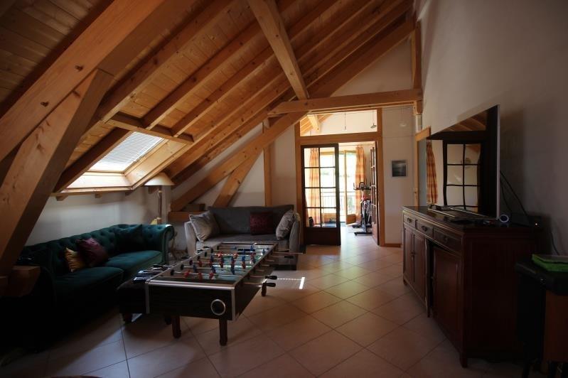 Deluxe sale house / villa Saint sixt 630000€ - Picture 6