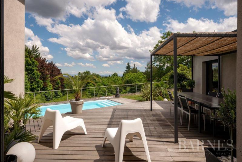 Vente de prestige maison / villa Saint-didier-au-mont-d'or 1050000€ - Photo 1