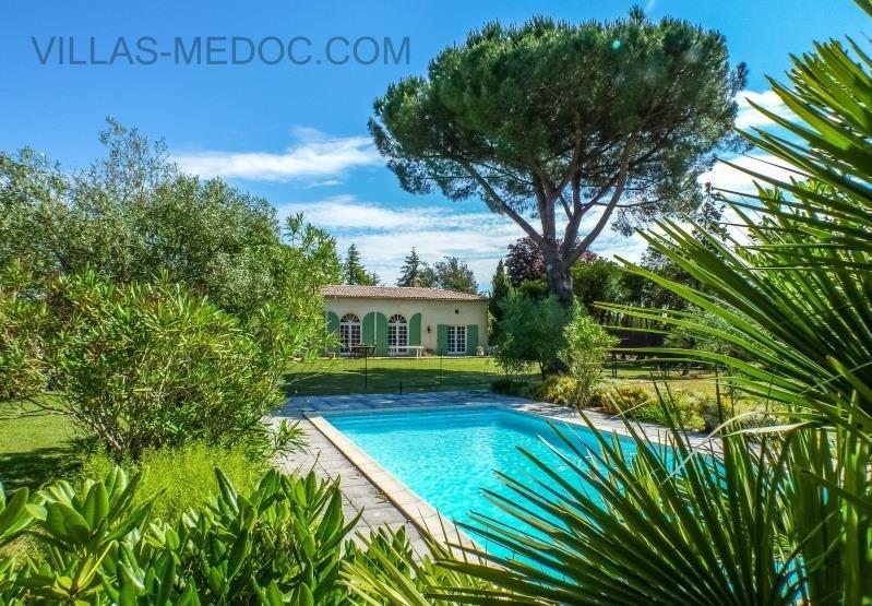 Sale house / villa Lesparre medoc 417900€ - Picture 1