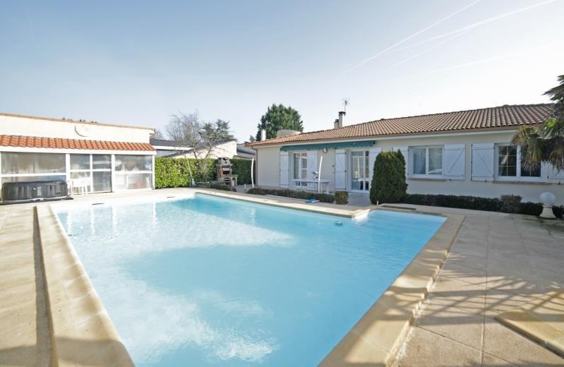 Sale house / villa St jean d'illac 512500€ - Picture 1