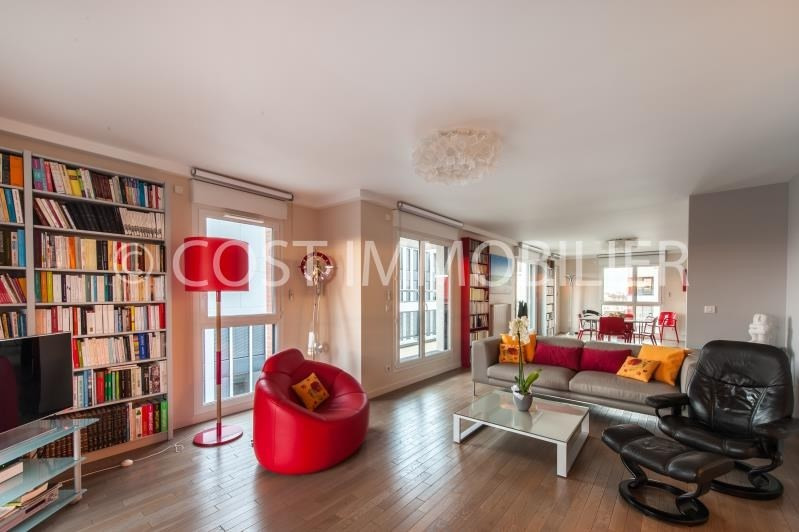 Vente appartement Courbevoie 950 000€ - Photo 1