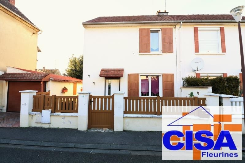 Vente maison / villa Villers st paul 131 000€ - Photo 1