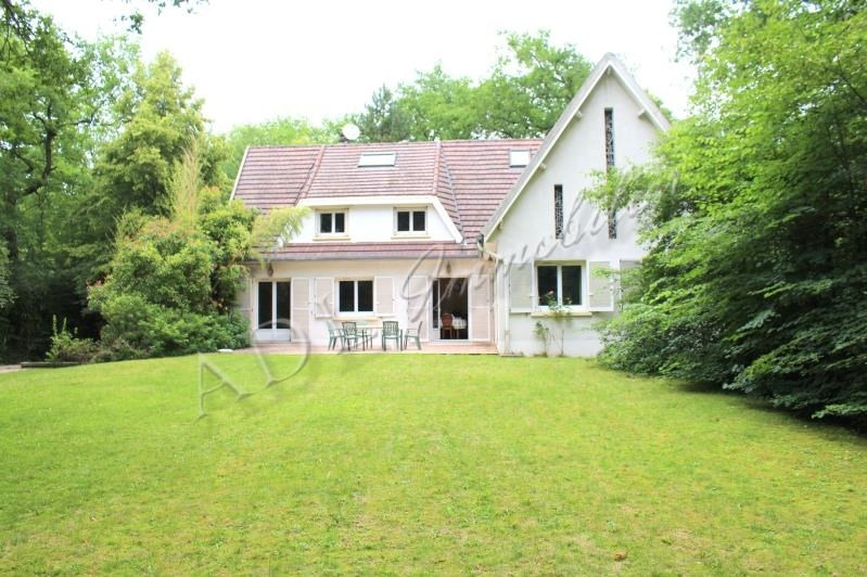 Sale house / villa Lamorlaye 495 000€ - Picture 1
