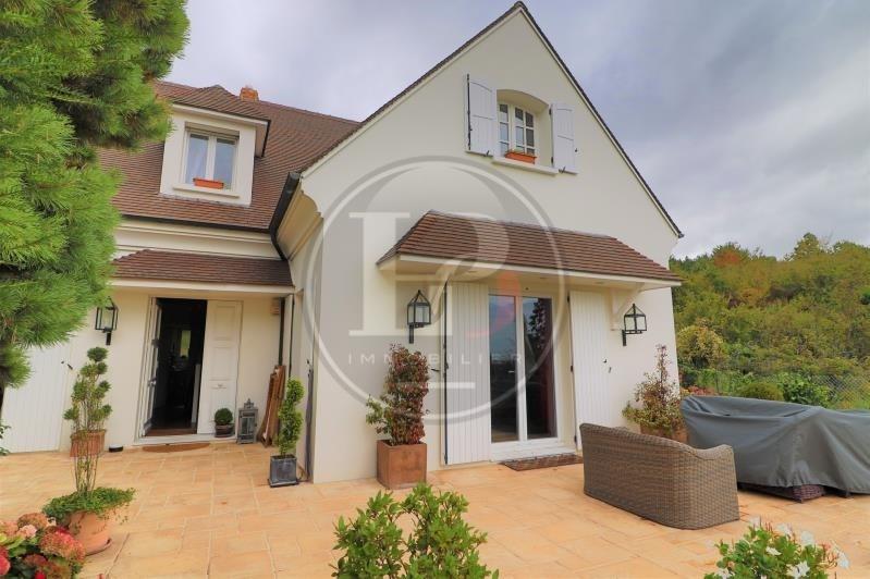 Revenda residencial de prestígio casa Mareil marly 1255600€ - Fotografia 15