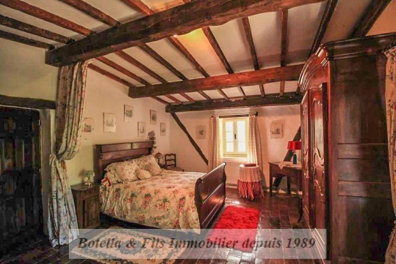 Verkoop  huis Uzes 442500€ - Foto 8