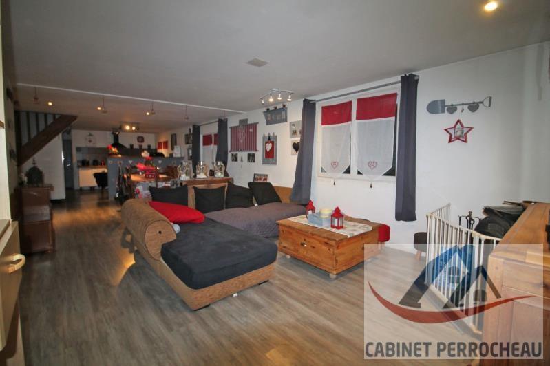 Sale house / villa La chartre sur le loir 125000€ - Picture 4