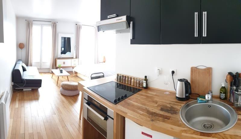 Sale apartment Paris 17ème 440000€ - Picture 2