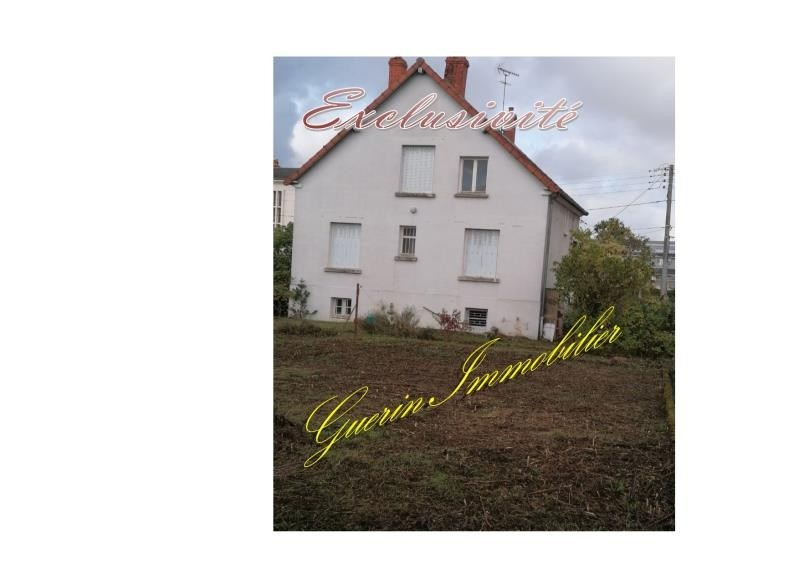 Vente maison / villa Nevers 93500€ - Photo 1