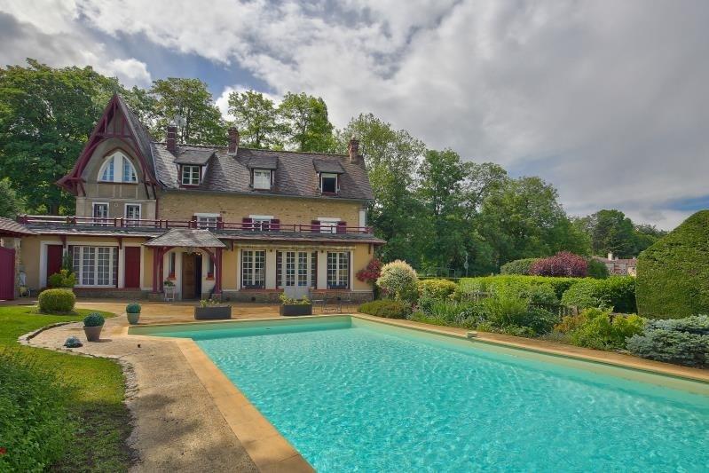 Vente de prestige maison / villa Orgeval 1399000€ - Photo 1