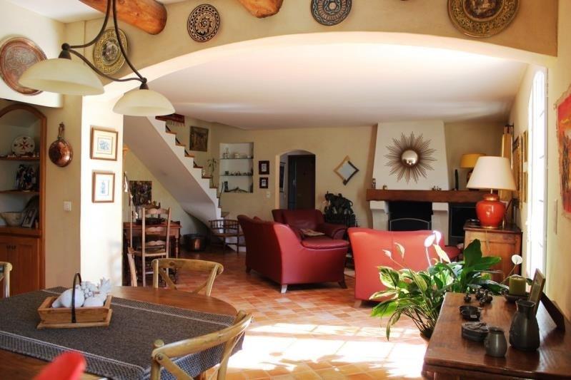 Vente maison / villa Rochefort du gard 530000€ - Photo 7