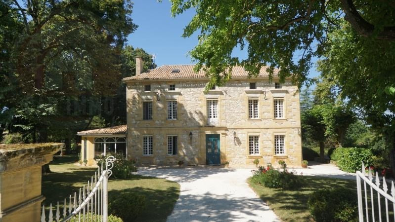 Deluxe sale house / villa St naixent 679000€ - Picture 3