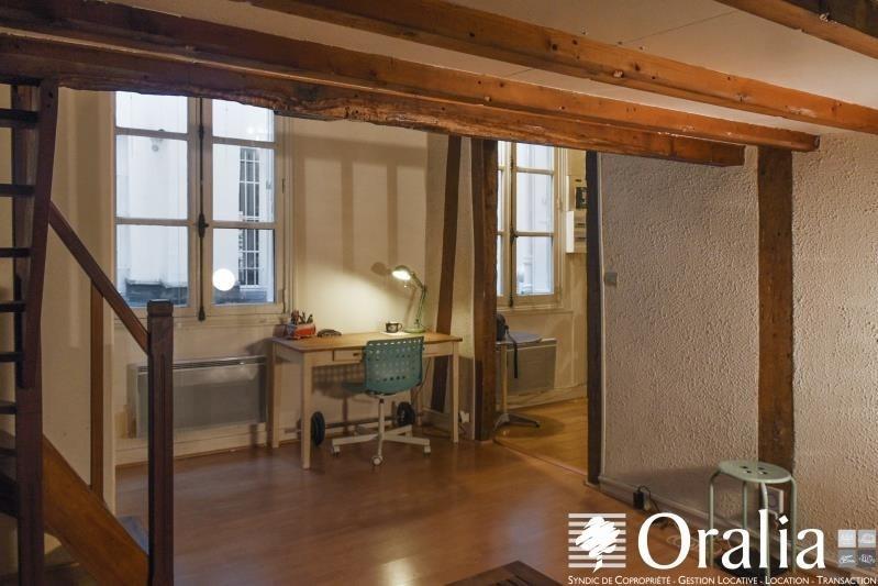 Vente appartement Paris 3ème 420000€ - Photo 1