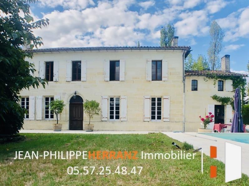 Vente maison / villa Libourne 399000€ - Photo 1